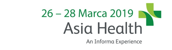 Formed na targach Asia Health w Singapurze 26-28 marca 2019 r. - Formed